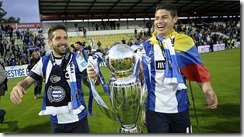 James rodriguez y moutinho