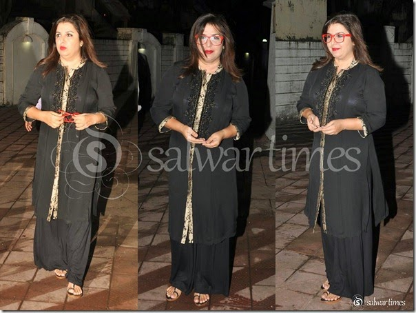 Farah_Khan_Black_Salwar_Suit