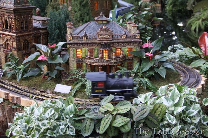 NY Botanical Gardens Train Show02
