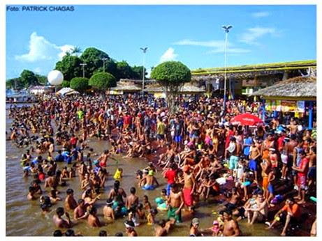 Festival do Camarao - Afuà, Parà, foto di Patrick Chagas