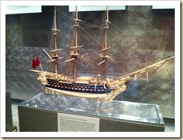 bone ship