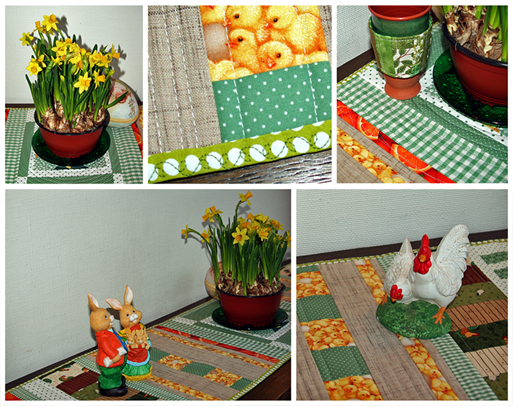 easter table runner (2)