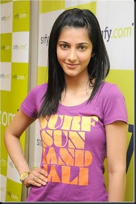 Shruti Hassan Latest Picture