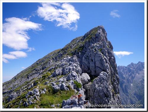 Poncebos-Canal de Trea-Jultayu 1940m-Lagos de Covadonga (Picos de Europa) 5156