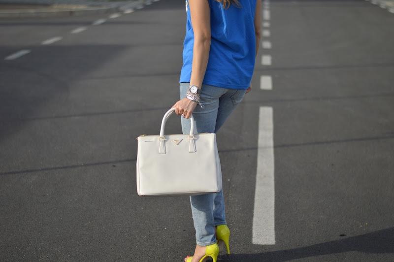 Dork, Primark t-shirt, primark tee, primark london, primark dork, primark dork t-shirt, rifle, rifle jeans, prada bag, prada, prada saffiano, prada saffiano bag, h&m shoes, H&M sandals, dior nailpolish, dior diablotine