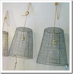 Trådlampa