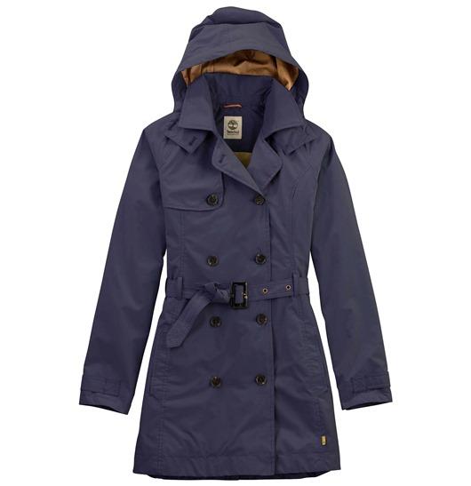 IMAGE_Women's Rosebrook Waterproof Trench Coat