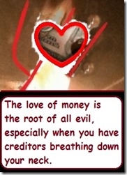 the love of money-root of all evil-with fire and pitchfork-3