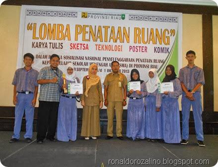 SMAN 2 Teluk Kuantan Wakili Riau Ke Tingkat Nasional