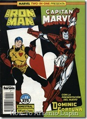P00099 - El Invencible Iron Man - 213 & #214