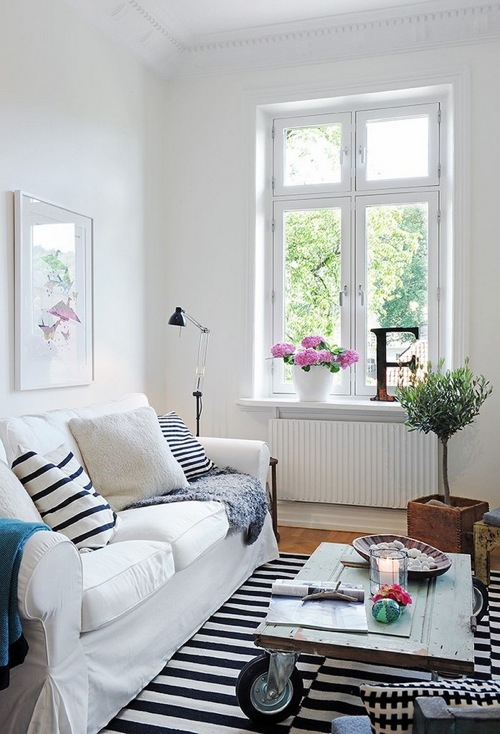 Scandinavian apartment 25