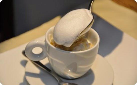 Cappuccino di tortellini