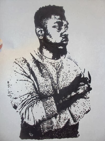 Kendrick Lamar Jessica Riddell