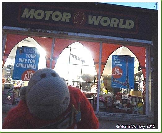 Motorworld Bilbrook