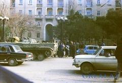 Баку. Чёрный январь