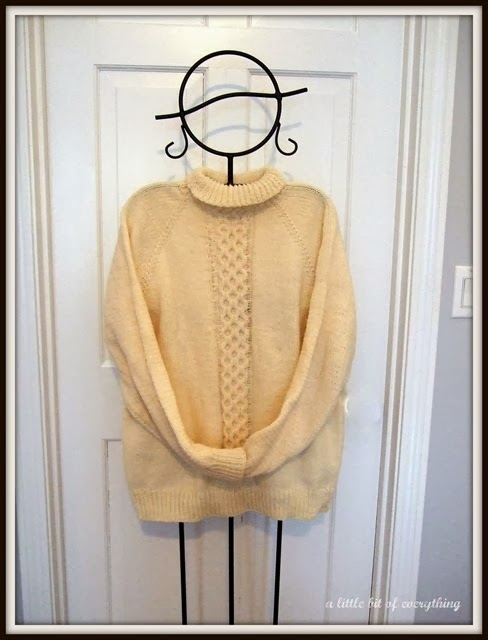 fisherman cableP sweater-001