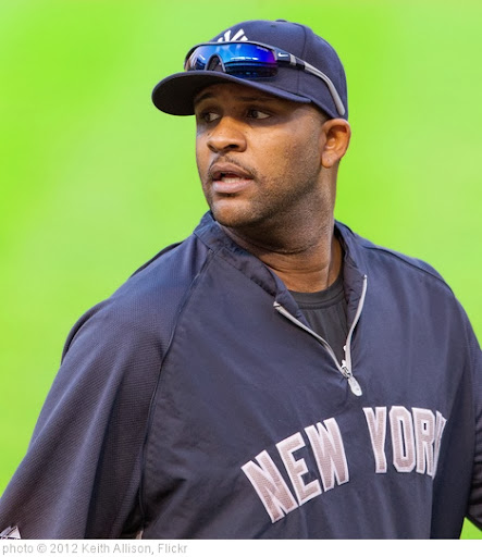 'CC Sabathia' photo (c) 2012, Keith Allison - license: http://creativecommons.org/licenses/by-sa/2.0/
