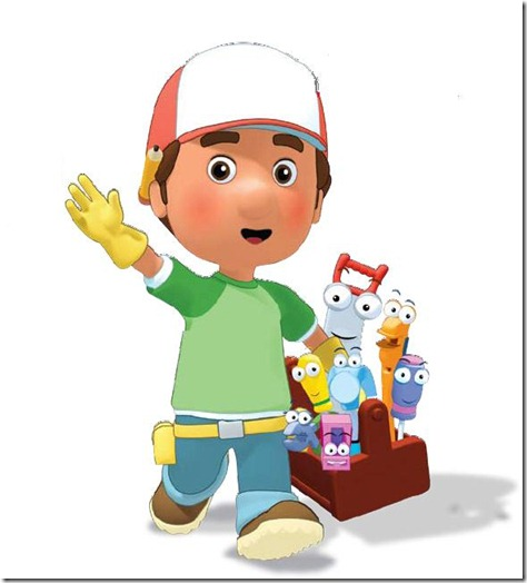 Wallpaper Handy Manny (16)