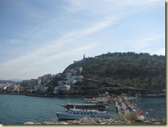 Attaturk from across the bay (Small)