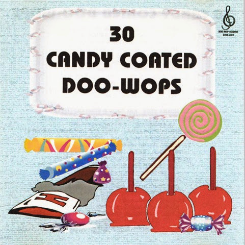 30 Candy Coated Doo Wops - 31 front