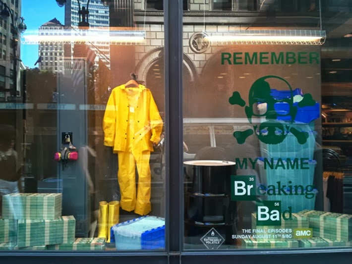 vitrine breaking bad urban Outfitters 03