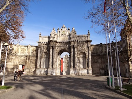 Palatul Dolmabahce Istanbul