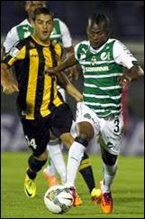 Santos Laguna vs Peñarol