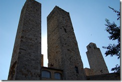 Oporrak 2008 - San Gimignano , 20 de Julio  033