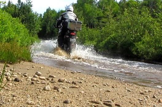DS Aventure Quebec - La 3 Nord, un peu de défi - Parc Papineau Labelle