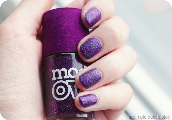 Models Own Amethyst Swatch