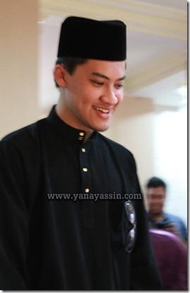 Syafiq Yusof Bertunang  114