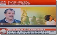 Governo reage com campanha de mentiras à grande manifestação de professores. Jun.2013