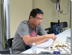 Ian Udani, Philippines