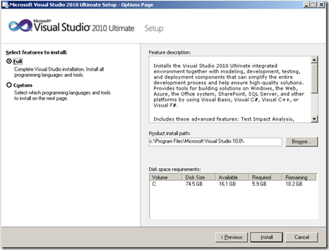 Cara Aktivasi Visual Studio 2010.3