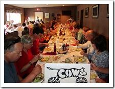 COWS Banquette