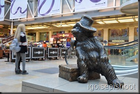 Paddingtom Station, London