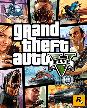 Gta 5 Pc Full indir