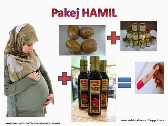 pakej hamil