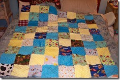 Eddies Memory Quilt