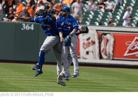 'Toronto Blue Jays Celebration' photo (c) 2013, Keith Allison - license: http://creativecommons.org/licenses/by-sa/2.0/