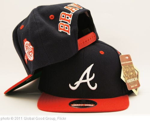 'Atlanta Braves Snap Back' photo (c) 2011, Global Good Group - license: http://creativecommons.org/licenses/by/2.0/