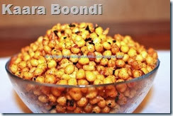 Kaara Boondi
