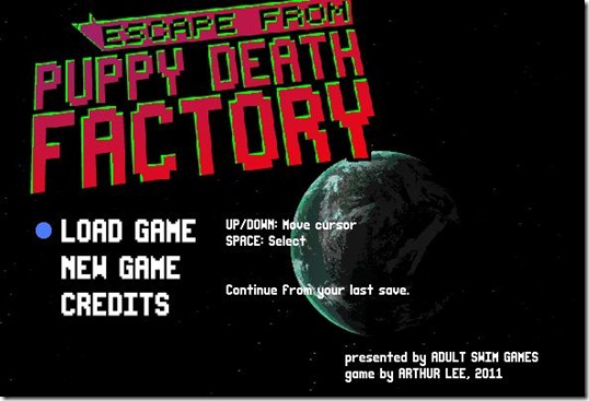 Escape From Puppy Death Factory free web game (4)