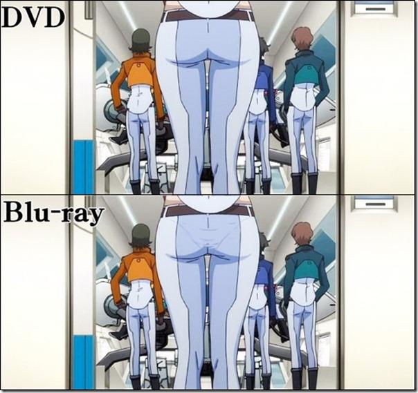 Diferença entre DVD e BluRay