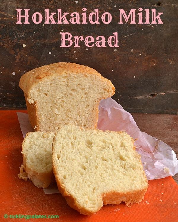 Eggless White Bread using Tangzong Method