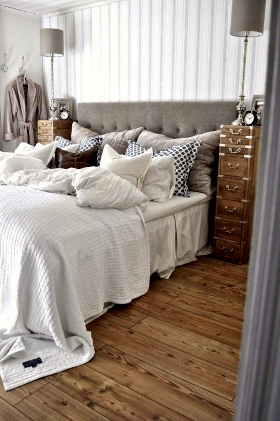 Slaapkamer Nina Neyt : slaapkamer met aardetinten : manieren om van je ...