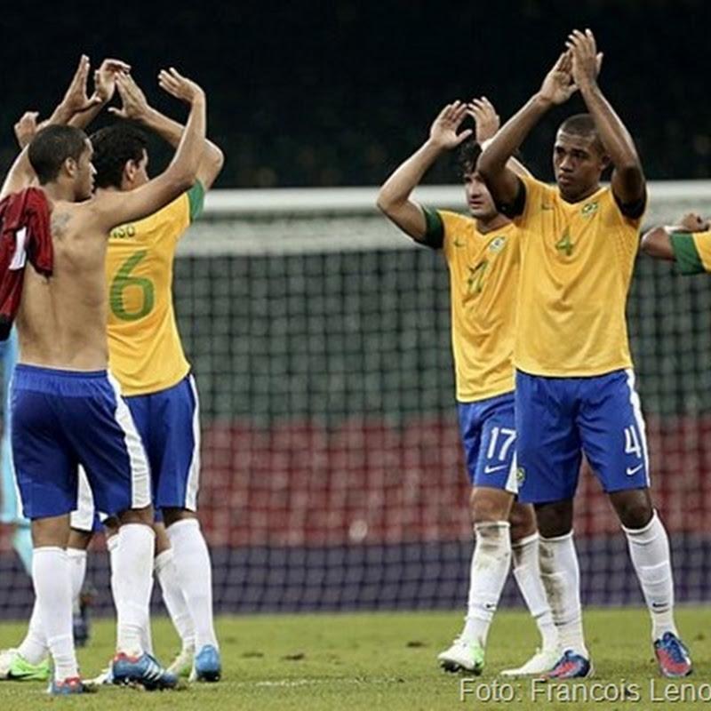 Olimpíadas 2012–Seleção Olímpica Brasileira estreia com vitória