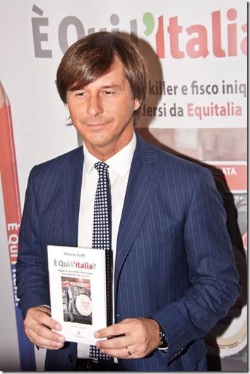 presentazione libro Alberto Goffi