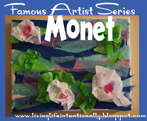 Famous Artist Series