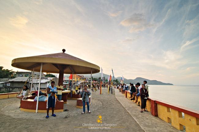 Marinduque Buenavista's Seaside Park
